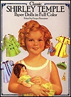Shirley Temple - Free Cut-Out Paper Doll Set!