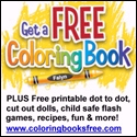Free Children Coloring Books and Coloring Pages